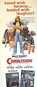 Candleshoe 1977 Movie poster David Niven