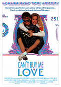 Can´t Buy Me Love 1987 poster Patrick Dempsey