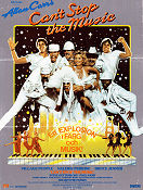 Can´t Stop the Music 1980 poster Ray Simpson Nancy Walker