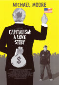 Capitalism A Love Story 2009 Movie poster Michael Moore