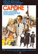Capone 1975 Movie poster Ben Gazzara