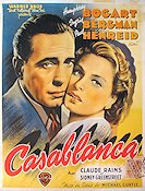 Casablanca Poster reproduction RO 66x88