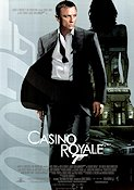 Casino Royale 2006 poster Daniel Craig Martin Campbell