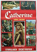 Catherine 1968 Movie poster Olga Georges-Picot