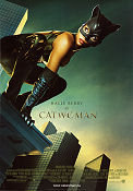 Catwoman 2004 Movie poster Halle Berry