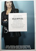 Chain of Fools 2000 Movie poster Salma Hayek