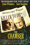 The Chamber 1996 poster Gene Hackman