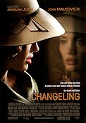 Changeling 2008 Movie poster Angelina Jolie