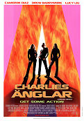 Charlie´s Angels 2000 poster Cameron Diaz