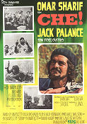 Che 1969 Movie poster Omar Sharif