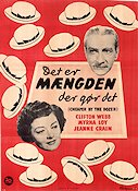 Cheaper by the Dozen 1950 poster Clifton Webb