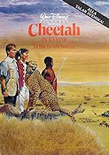 Cheetah 1989 Movie poster Keith Coogan