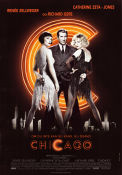 Chicago 2002 Movie poster Ren�e Zellweger Rob Marshall