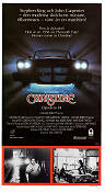 Christine 1983 poster Keith Gordon John Carpenter