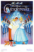 Cinderella 1990 Movie poster Askungen