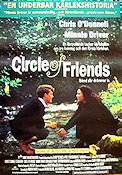 Circle of Friends 1995 Movie poster Chris O'Donnell