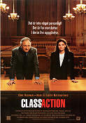 Class Action 1991 Movie poster Gene Hackman