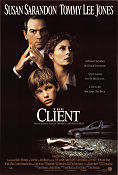 The Client 1994 poster Susan Sarandon