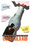 The Coca-Cola Kid 1985 poster Eric Roberts Dusan Makavejev