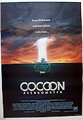 Cocoon the Return 1988 Movie poster Don Ameche