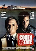 Cohen and Tate 1988 poster Roy Scheider