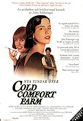 Cold Comfort Farm 1995 Movie poster Eileen Atkins John Schlesinger