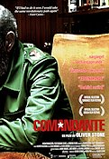 Comandante 2003 Movie poster Oliver Stone