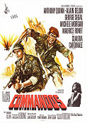 Lost Command 1966 poster Anthony Quinn