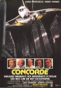 Concorde 1979 Movie poster James Franciscus Roger Deodato