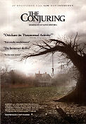 The Conjuring 2013 poster Patrick Wilson James Wan