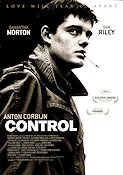 Control 2007 Movie poster Sam Riley Anton Corbijn