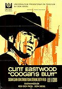 Coogan's Bluff 1968 poster Clint Eastwood Don Siegel