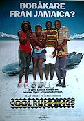 Cool Runnings 1994 Movie poster John Candy