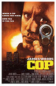 Cop 1988 poster James Woods James B Harris
