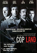 Copland 1997 Movie poster Sylvester Stallone