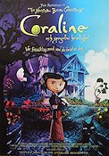 Coraline 2009 poster Henry Selick