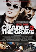 Cradle 2 The Grave 2002 Movie poster Jet Li