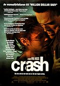 Crash 2004 Movie poster Sandra Bullock