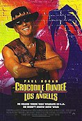 Crocodile Dundee in Los Angeles Poster 70x100cm RO original