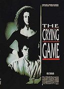 The Crying Game 1990 Movie poster Stephen Rea