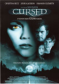 Cursed 2005 Movie poster Christina Ricci Wes Craven