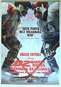 D2: The Mighty Ducks 1994 poster Emilio Estevez