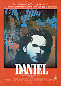 Daniel 1983 Movie poster Timothy Hutton