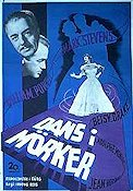 Dancing in the Dark 1950 poster William Powell