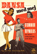 I Love Melvin 1953 Movie poster Donald O'Connor