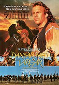 Dances with Wolves 1990 poster Kevin Costner