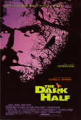 The Dark Half 1993 Movie poster
