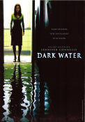Dark Water 2005 Movie poster Jennifer Connelly