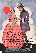 David Copperfield Poster 70x100cm GD Small piece missing original