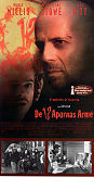 12 Monkeys 1996 poster Bruce Willis Terry Gilliam